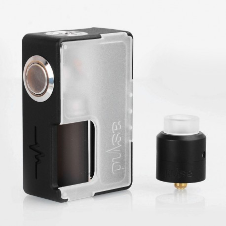 Pulse BF Kit Frosted White - Vandy Vape
