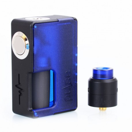 Pulse BF Kit Frosted Blue - Vandy Vape