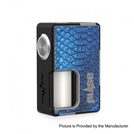 Pulse BF Box Mod NEW STICKER GREY - Vandy Vape