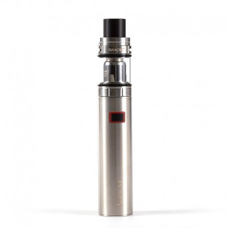 Stick X8 Kit  Stainless Steel - Smok