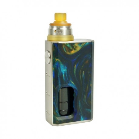 LUXOTIC BF KIT SWIRLER METALIC RESIN - WISMEC