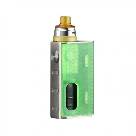 LUXOTIC BF KIT GREEN HONEYCOMB  - WISMEC