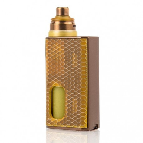 LUXOTIC BF KIT BRONZE HONEYCOMB  - WISMEC