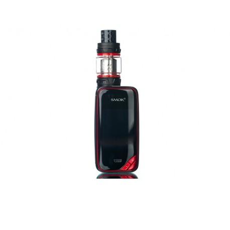 X PRIV 225W TC KIT BLACK RED + TFV12 PRINCE - SMOK