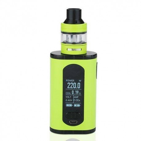 Invoke KIT + ELLO TANK 2 ML GREEN - Eleaf