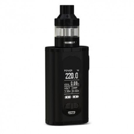 Invoke KIT + ELLO TANK 2 ML BLACK - Eleaf