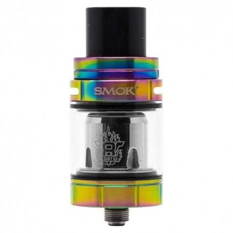 TFV8 X BABY TANK 2ML RAINBOW - Smok