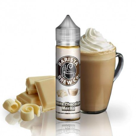 WHITE CHOCOLATE MOCHA 50ml - BARISTA BREW CO.