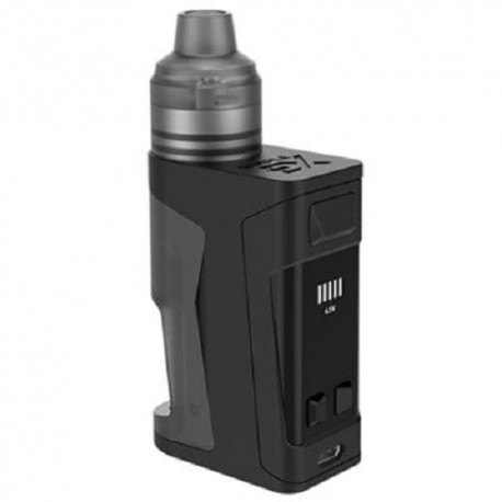FULL KIT SQUONK BF SIMPLE EX BLACK - VANDY VAPE