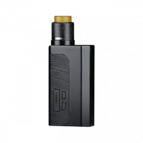 LUXOTIC MF BOX + GUILLOTINE V2 KIT BLACK - WISMEC