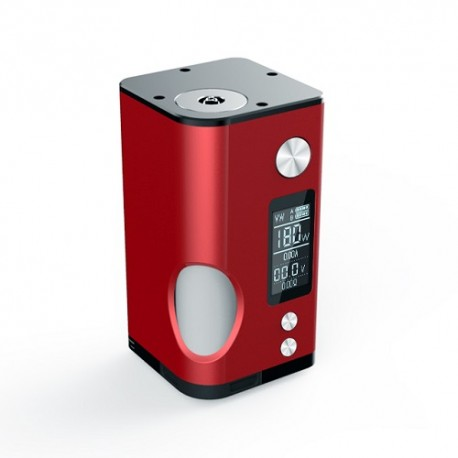 BASIUM SQUONKER RED - DOVPO