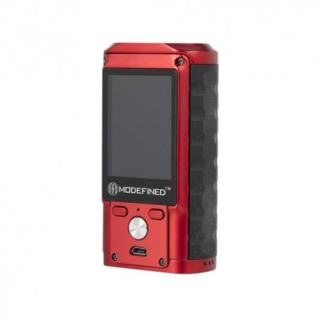 DRACO 200W RED - MODEFINED