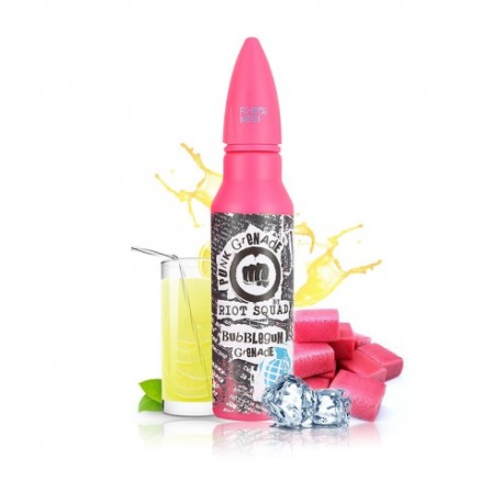 BUBBLEGUM GRENADE 50ml - PUNK GRENADE by RIOT SQUAD