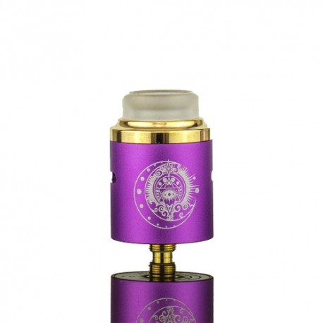 LITTLE FOOT RDA PURPLE - WAKE MOD