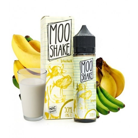 BANANA 50ml - MOO SHAKE
