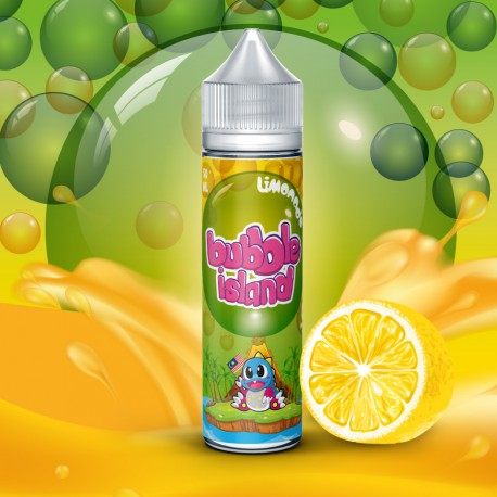 LIMONADE 50ml - BUBBLE ISLAND