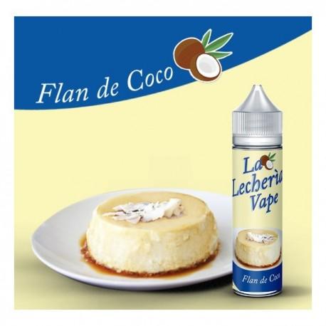 FLAN DE COCO - LA LECHERIA VAPE