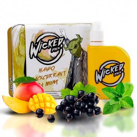 MANGO BLACKCURRANT 50ML - WICKED BREW