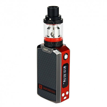 TAROT NANO 80W - VECO TANK KIT TPD 2ML RED - VAPORESSO
