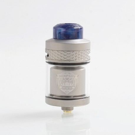 SERPENT ELEVATE RTA SILVER - WOTOFO