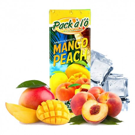 MANGO PEACH 50ml - PACK À L'Ô