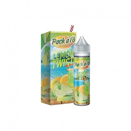 LEMON TWIST 50ml - PACK À L'Ô
