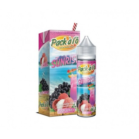 SUNRISE 50ml - PACK À L'Ô