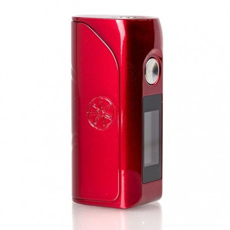 COLOSSAL 80W BOX MOD RED - ASMODUS