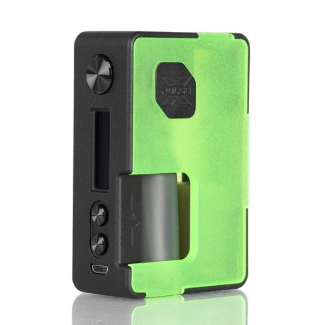 PULSE X BF 90W FROSTED GREEN- VANDY VAPE