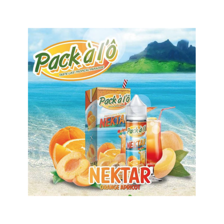 NEKTAR 50ml - PACK À L'Ô