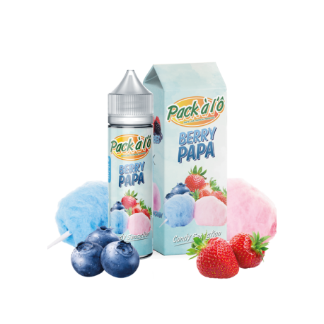 BERRY PAPA 50 ML - PACK À L'Ô