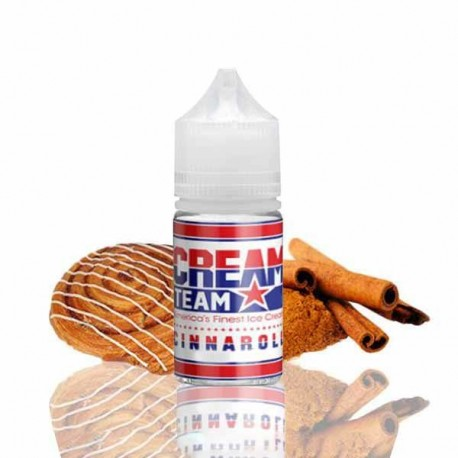 CINNAROLL CREAM TEAM AROMA 30 ml - KINGS CREST