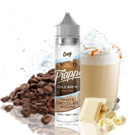 WHITE CHOCOLATE MOCHA FRAPPE 50ml - PANCAKE FACTORY