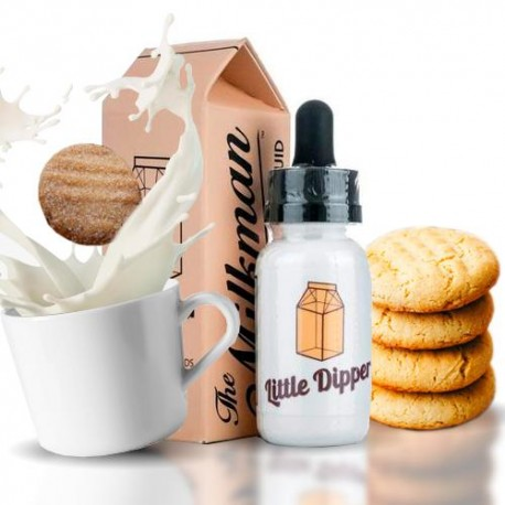 LITTLE DIPPER - THE MILKMAN TPD 50ML 0MG