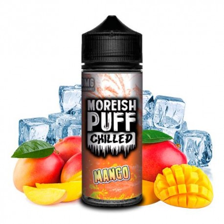 CHILLED MANGO 100 ML  - MOREISH PUFF