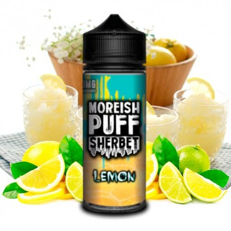 SHERBET LEMON 100 ML  - MOREISH PUFF