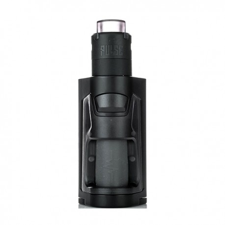 PULSE DUAL BF KIT 220W FROSTED BLACK - VANDY VAPE