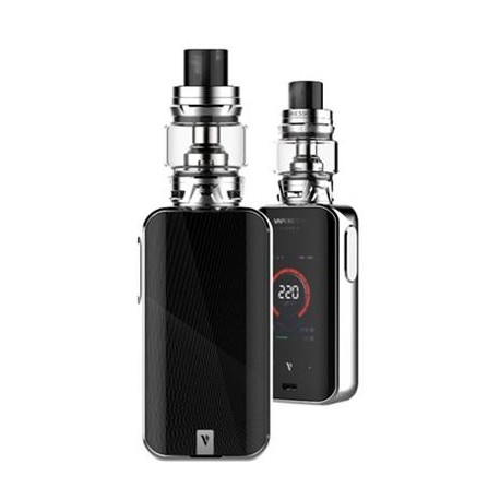 LUXE 220W + SKRR TANK SILVER - VAPORESSO