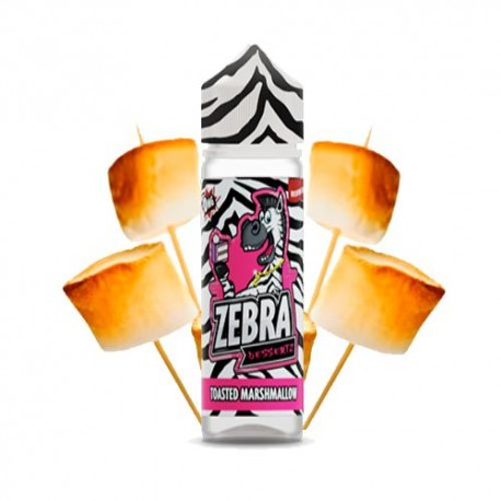 ZEBRA JUICE DESSERTZ TOASTED MARSHMALLOW 50 ML
