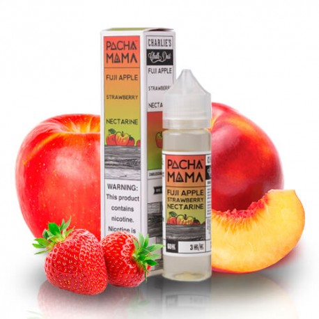 FUJI APPLE STRAWBERRY NECTARINE 50ml - CHARLIE'S CHALK DUST (PACHAMAMA)