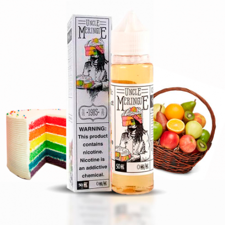 Uncle Meringue 50ml - Charlie's Chalk Dust