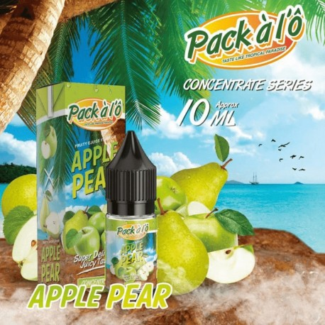 APPLE PEAR AROMA 10 Ml - PACK À L'Ô