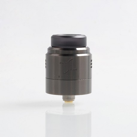 WIDOWMAKER RDA BF GUN METAL - VANDY VAPE