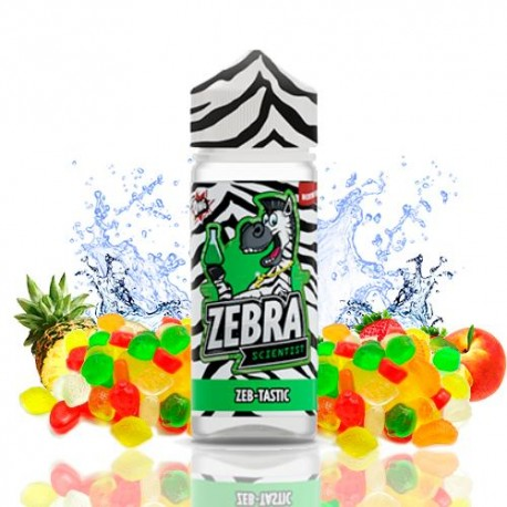 SCIENTIST ZEB TASTIC 50 ML - ZEBRA JUICE