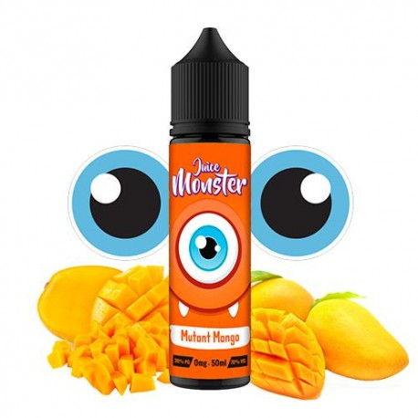 MUTANT MANGO 50 ML - JUICE MONSTER