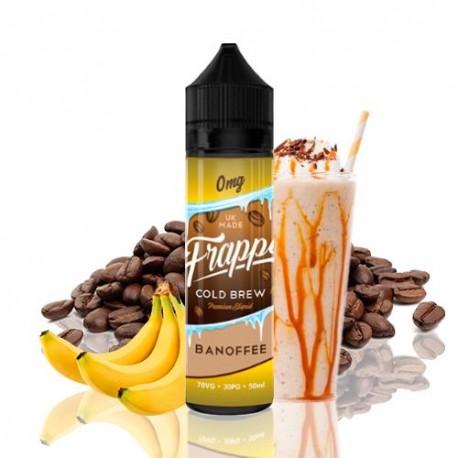 BANOFEE FRAPPE 50ml - PANCAKE FACTORY