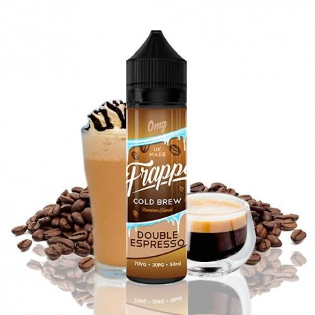 DOUBLE EXPRESSO FRAPPE 50ml - PANCAKE FACTORY