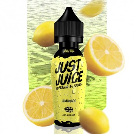 LEMONADE 50ML - JUST JUICE