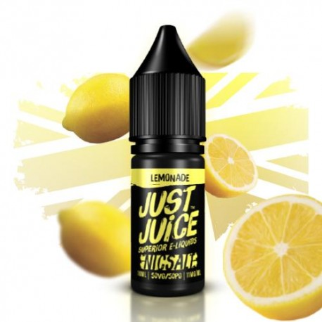 LEMONADE 20MG 10ML - JUST JUICE NIC SALT