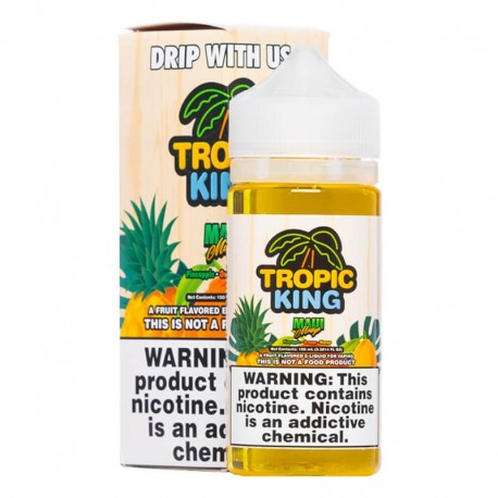 MAUI MANGO 100ML - TROPIC KING